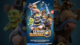CLASH ROYALE!! Playing 2v2 (stress)
