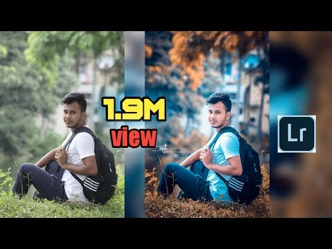 Lightroom Cc V3.5.1 Premium Mobile Tutorial | How To Colour Correction In Lightroom