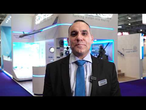 CONTROP's CEO opening interview at DSEI 2019