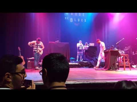Jon Bellion - Weight Of the World (ft. Blaque Keyz) (Live) Dallas, TX