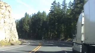 Towing A Travel Trailer With 04 Chevy Silverado 1500 Over Willamette Pass