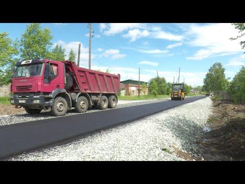 Дорога жизни ВСМПО. Реконструкция объездной дороги по улице Энгельса