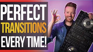 DJ HACK FOR PERFECT TRANSITIONS! SIMPLE DJ TRICK