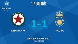 Red Star vs Pau full match