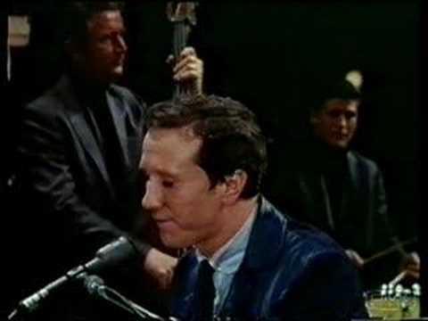 Marty Robbins Singing Adios Amigo