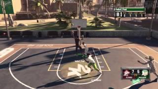 NBA 2K15 Jimmer range