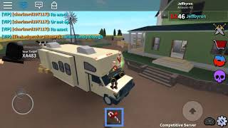 Roblox Assassin!: Competitive Mode Gameplay
