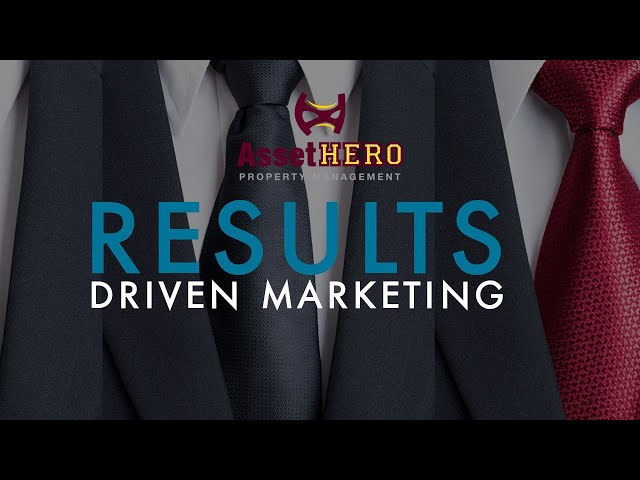 Asset Hero Property Management | Marketing Results