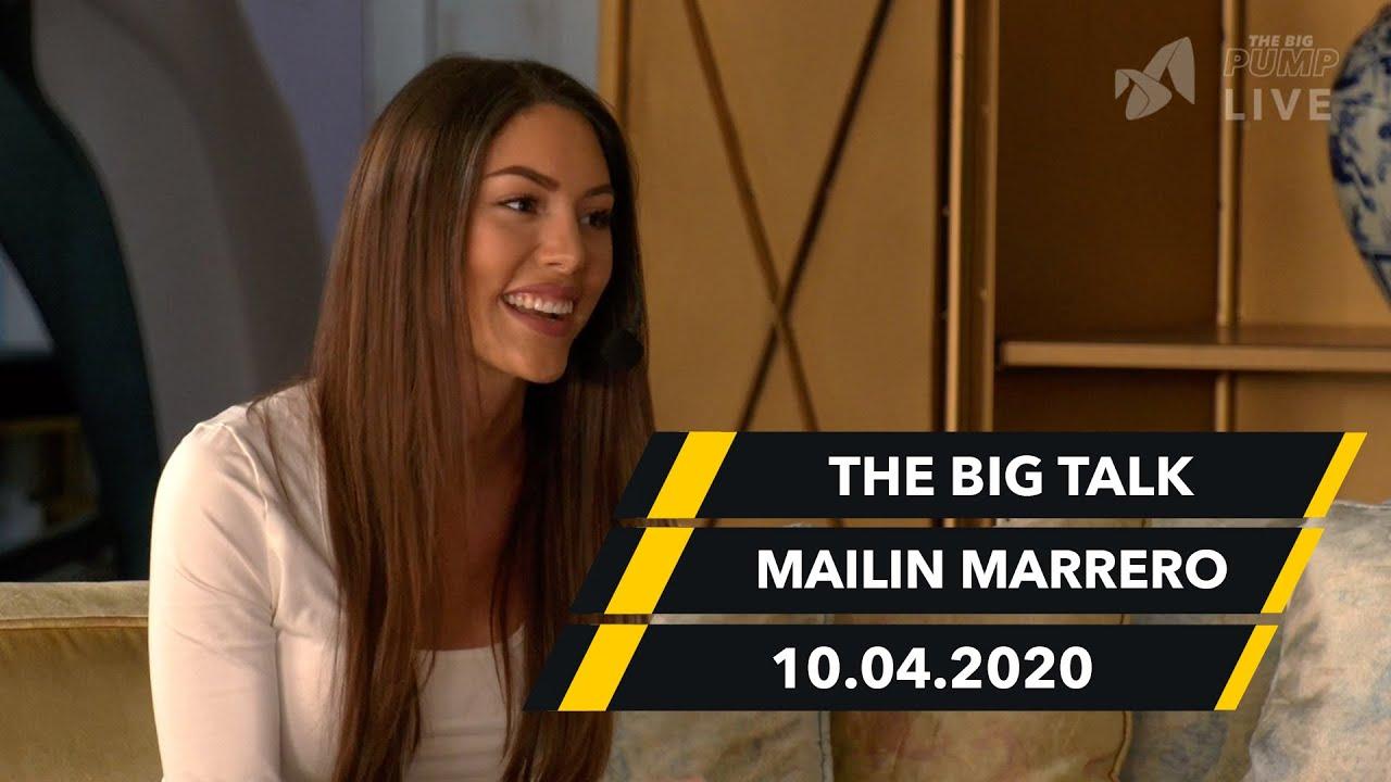 The Big Talk - Mailin Marrero   10.04.   McFIT   The Big Pump