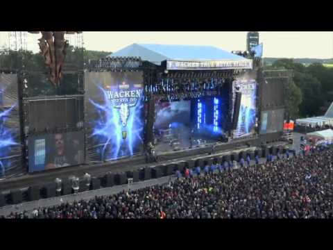 Dream Theater live @ Wacken Open Air 2015