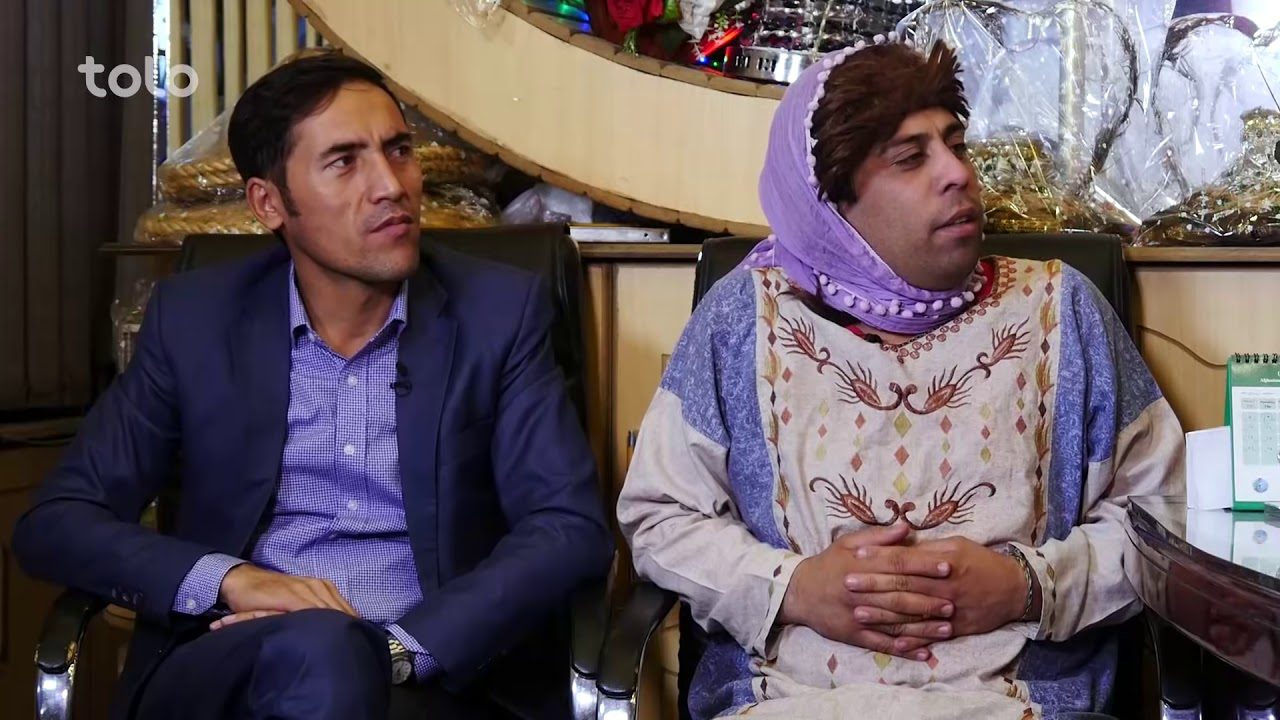 خریداری برای عروسی - شبکه خنده / Shopping for the Wedding - Shabake Khanda - Episode 45