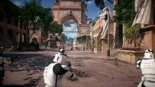 Star Wars  Battlefront II 2017 Beta GTX 1060