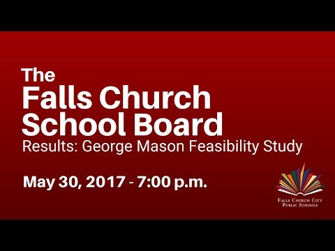 School Board Meeting: May 30, 2017
