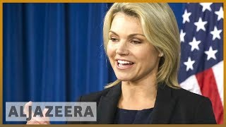 🇺🇸Trump names Heather Nauert as US ambassador to UN l Al Jazeera English