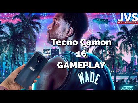 Tecno Camon 16 NBA 2k20 – Filipino    Gameplay   High Settings  