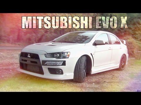 Mitsubishi EVO X 380WHP   Autokinisimag