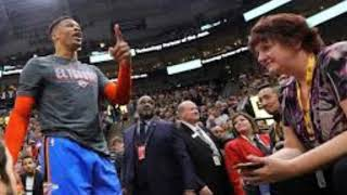 RUSSELL WESTBROOK:  Jazz permanently ban fan after confrontation with Westbrook