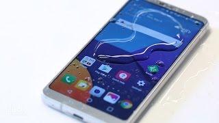 LG G6: Lo bueno y malo del nuevo teléfono de LG