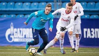 «Зенит»-м — «Локомотив»-м: трансляция матча молодежных составов
