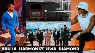 Harmonize Amjibu Diamond Baada ya Kumsaliti/Ampindua Diamond kwenye Hili/Anunu Gari la Mgahawa