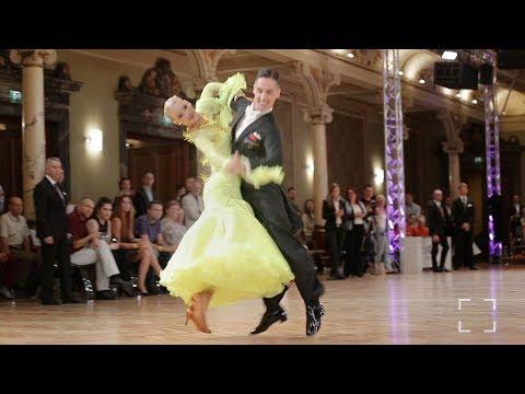 Dmitri Kolobov - Signe Busk | danceComp Wuppertal 2017 - WDSF WO STD - solo Q