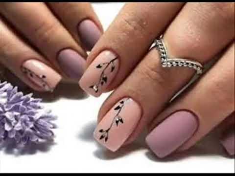 Красивые ногти на каждый день