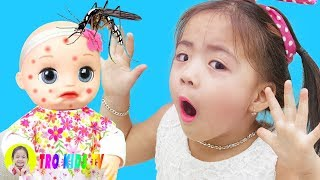Miss Polly had a Dolly Song Nursery Rhymes for Kids | ミスポリーは人形を持っていた-子供と赤ちゃんのための歌