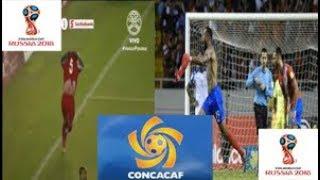 LOS 10 MEJORES GOLES HEXAGONAL FINAL CONCACAF RUMBO A RUSIA 2018