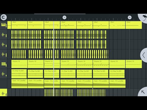 ✔ [New Break Mix] Remix cube 2k19 by Mr Chai Ya in Fl Studio Mobile 3