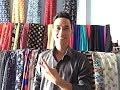 Thử 1 ngày đứng bán hàng tại shop vải thời trang xem như thế nào - NGUYEN QUANG DAT