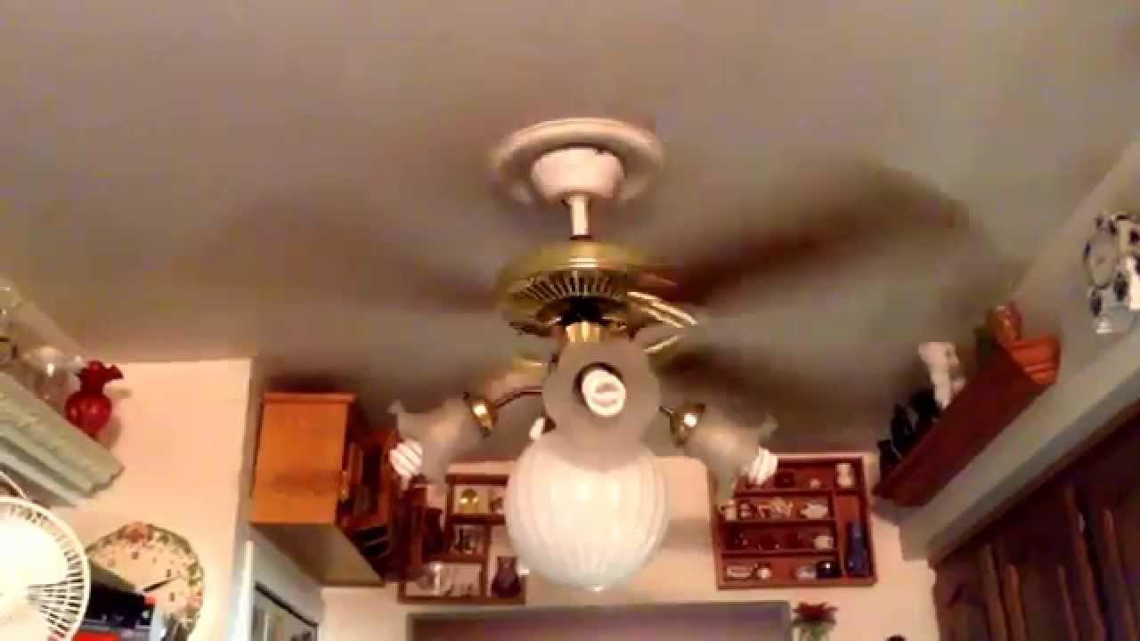 1987 CEI 42 Ceiling Fan