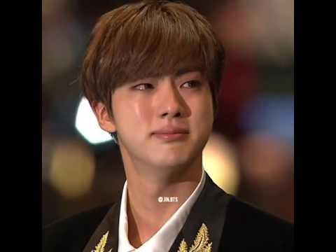 Jin Crying Youtube