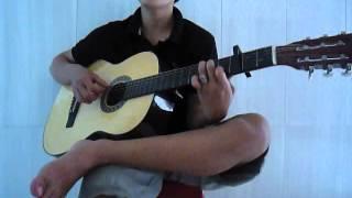 Hạnh phúc khi anh có em guitar cover