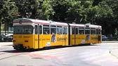 Cu tramvaiul, prin Timişoara deceniilor trecute - YouTube