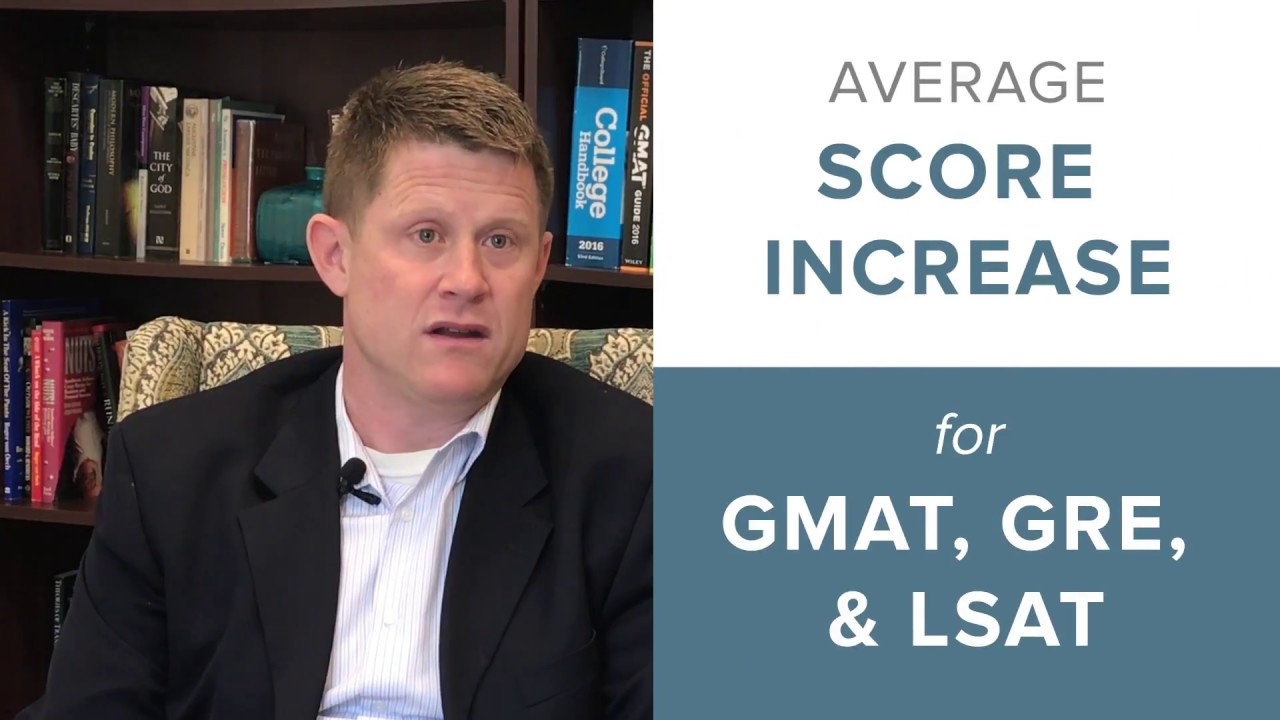 What is the average score increase for the gmat gre and lsat youtube what is the average score increase for the gmat gre and lsat malvernweather Choice Image