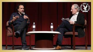The Revenant DGA Q&A with Alejandro González Iñárritu and Michael Mann