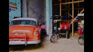 People and Classic Cars of Cuba 2019