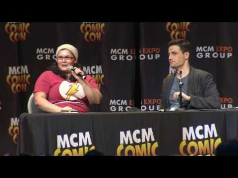 Enver Gjokaj Sunday Panel @ MCM London Comic Con