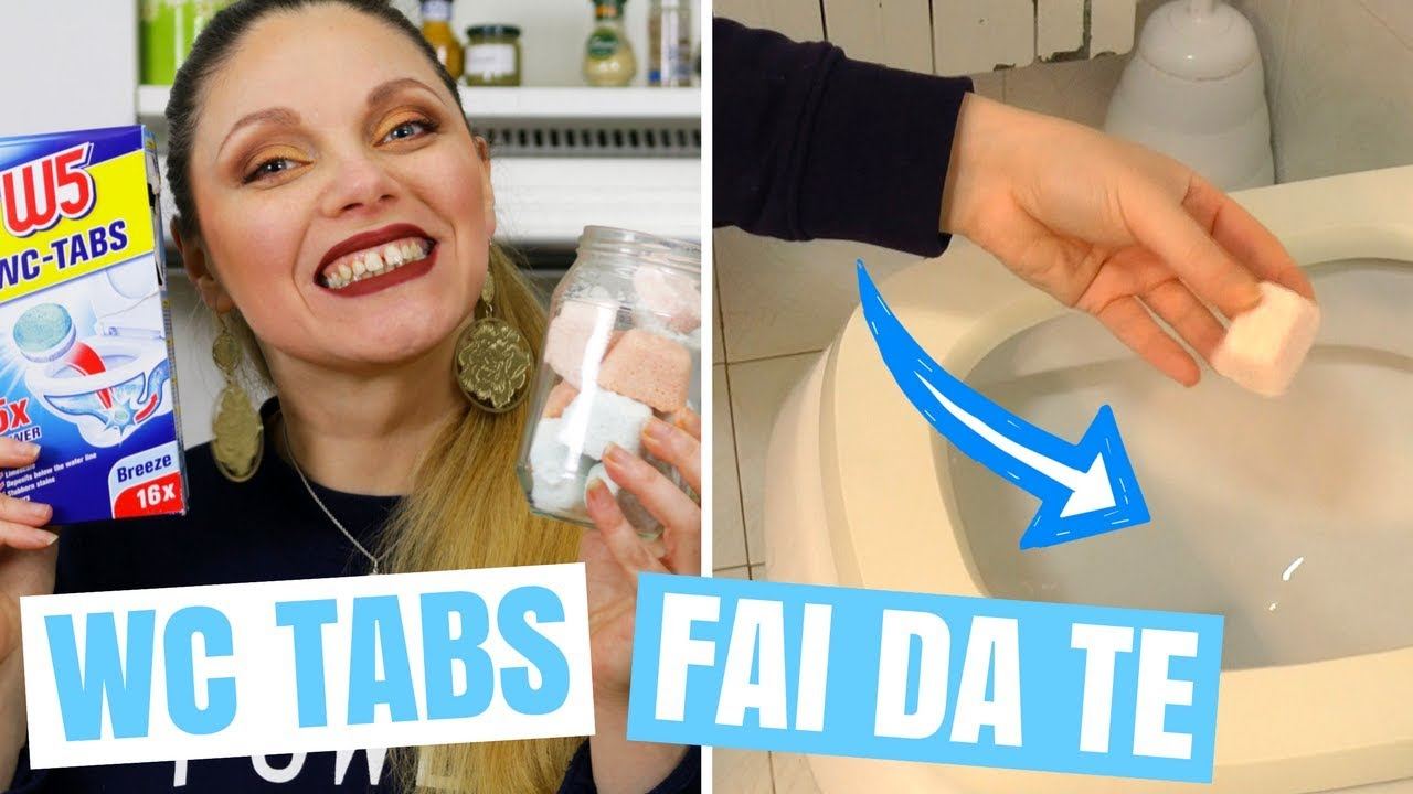 W5 wc tabs lidl fai da te tabs per il bagno diy come for Panchine fai da te