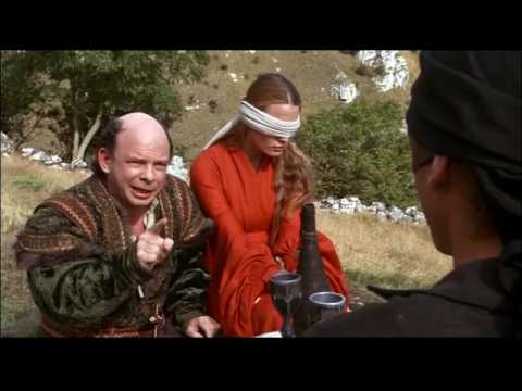"Dialectics in ""The Princess Bride"""