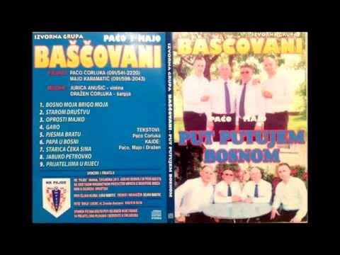 BASCOVANI,,,novi album 2015,,,PACO I MAJO KARAMATIC.