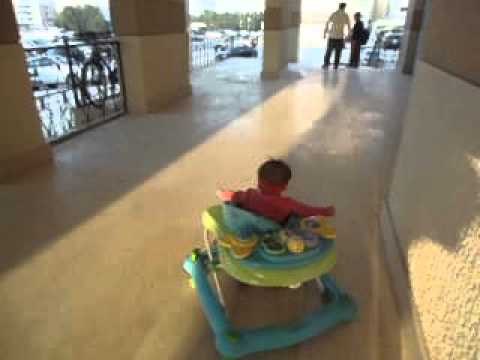 Baby Sofie_Walker2@ Hawally Building Kuwait
