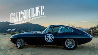 Jaguar E-Type: Gwendoline