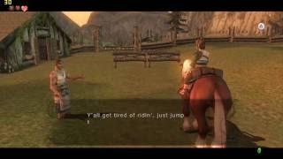 [Wii-U Emulator]CEMU 1.4.2B The Legend of Zelda:Twilight Princess HD