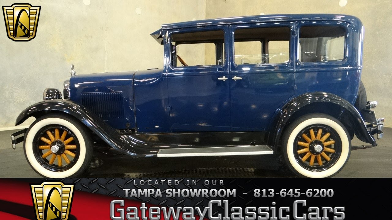 1928 Dodge Fast Four Serie 128 Youtube
