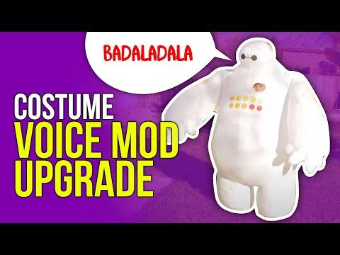 Big Hero 6 Inflatable BAYMAX costume | Day 408