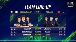 Seongnam FC vs PSG.LGD - Vòng Bảng Ngày 1 [EACC Spring 2019]