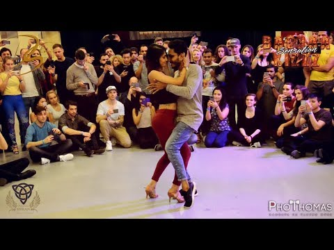 Cornel and Rithika | Bachata Sensual | Stanaj- Romantic | Dj Tronky Bachata Remix