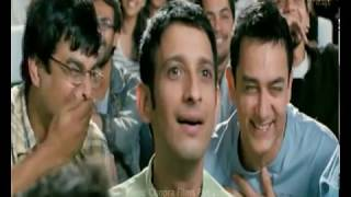 3 idiots | Chatur's Speech