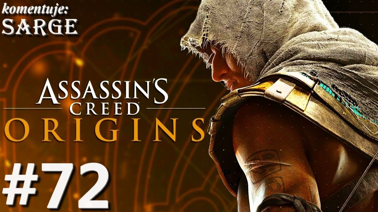 Zagrajmy w Assassin's Creed Origins [PS4 Pro] odc. 72 – Grobowiec Amenemhata III